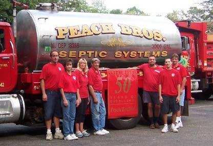 Peach Brothers team